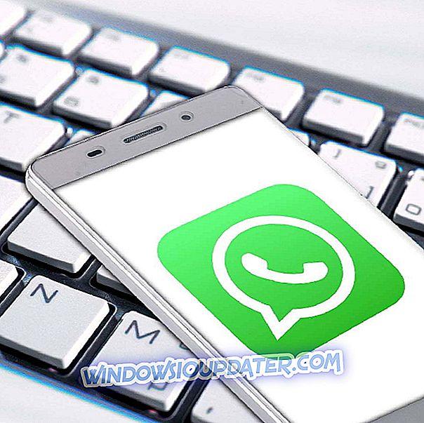 FIX: Telepon tidak akan terhubung ke WhatsApp Web