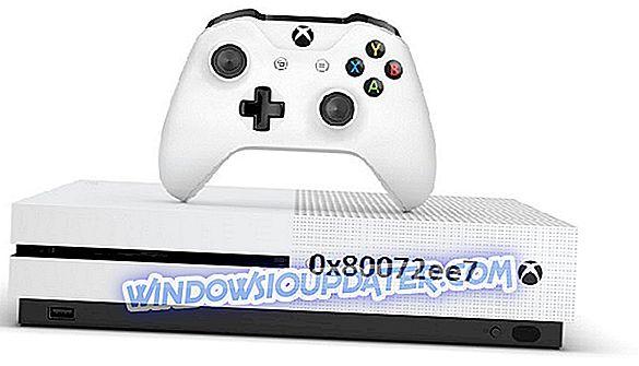 Fix: Xbox One S fejlkode 0x80072ee7