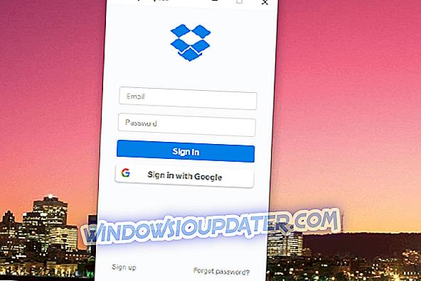 Oprava: Dropbox přestane synchronizovat v systému Windows 10
