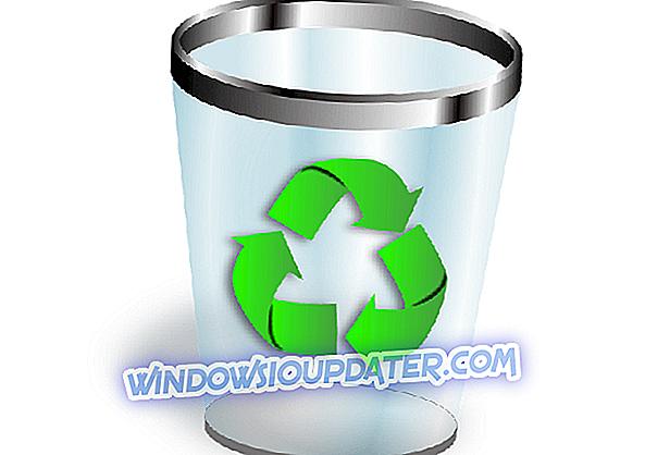 CỐ ĐỊNH: Các mục đã xóa của Windows 10 không có trong Thùng rác