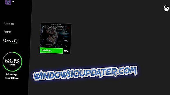 फिक्स: धीरे Xbox एक खेल डाउनलोड