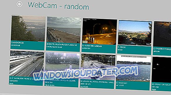 Kuidas pääseda ligi veebikaamera seadetele Windows 10-s, 8.1