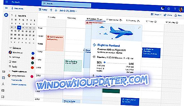 FIX: Outlook-fel vid delning av kalender i Windows 10