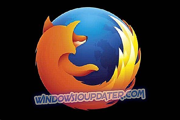 Kuidas määrata Mozilla Firefoxi musta ekraani probleemid