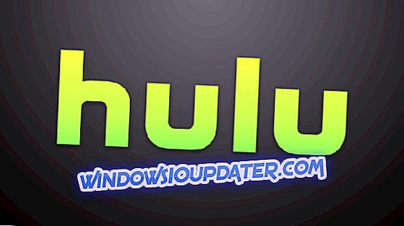 Kā noteikt Hulu Windows 10 lietotni nedarbojas