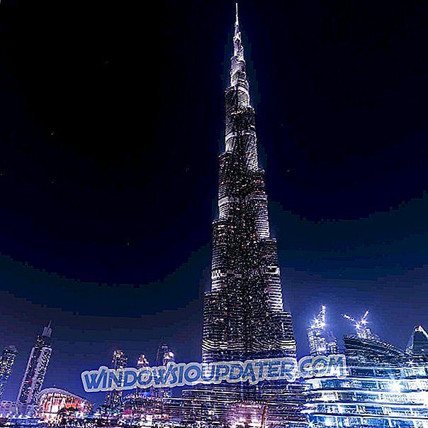 Phải làm gì nếu VPN của bạn ngừng hoạt động ở Dubai