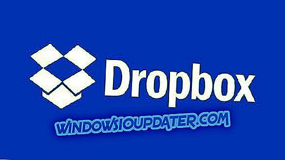 Solución: Dropbox sigue cerrando en Windows 10