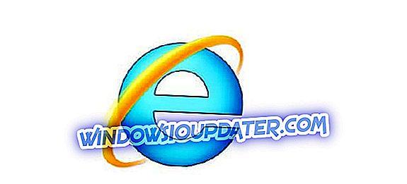 CORRECTIF: Internet Explorer 11 se bloque dans Windows 10, 8.1, 8