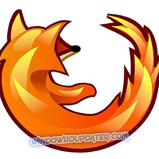 CORRECÇÃO: Vazamento de memória do Mozilla Firefox no Windows 10, 8.1