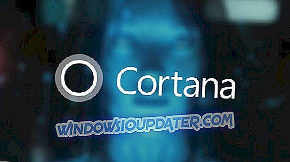 फिक्स: कोर्टाना विंडोज 10 में कंपनी नीति द्वारा अक्षम है