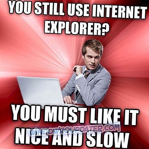 Интернет Екплорер који ради споро у Виндовс 10?  ФИКС то или Цханге ит