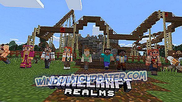 Korjaus: Yleiset Minecraft Realms -ongelmat Windows 10: ssä