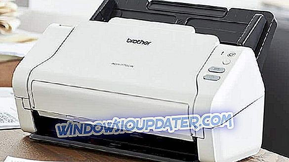 FIX: Der Brother-Drucker kann unter Windows 10 nicht scannen