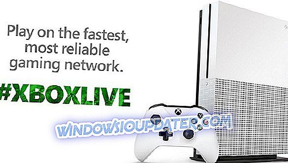 FIX: Du kan inte spela online Xbox Live multiplayer, ditt konto är upprättat