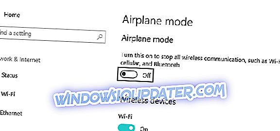 Windows 10 passa da solo alla modalità aereo: risolvilo definitivamente