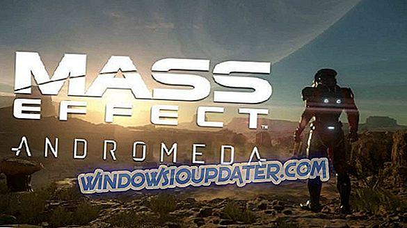 Kesan Massa: Kesilapan Andromeda DirectX [FIX]