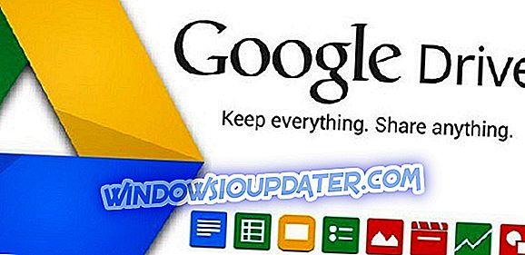 Labot: nepareiza Google diska kvota