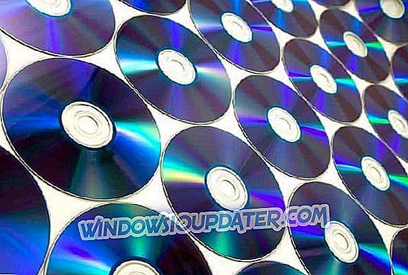 Popravi: 'Moj CD / DVD pogon ne može čitati DVD-ove, ali čita CD-ove