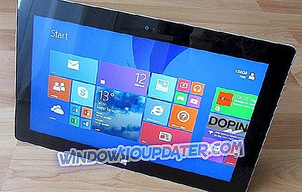 UPDATE: Tablet dreht sich nach dem Update von Windows 10, 8.1 nicht