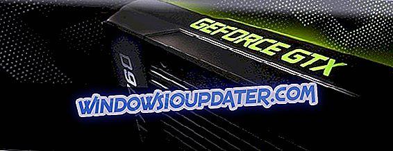 Какво да направите, ако не можете да използвате Nvidia GeForce GTX760 в Windows 10