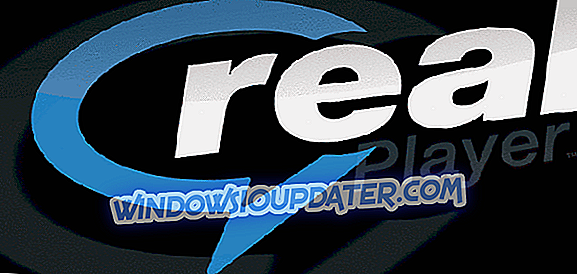 Đang tải xuống Real Player cho Windows 8, 10 Gặp sự cố