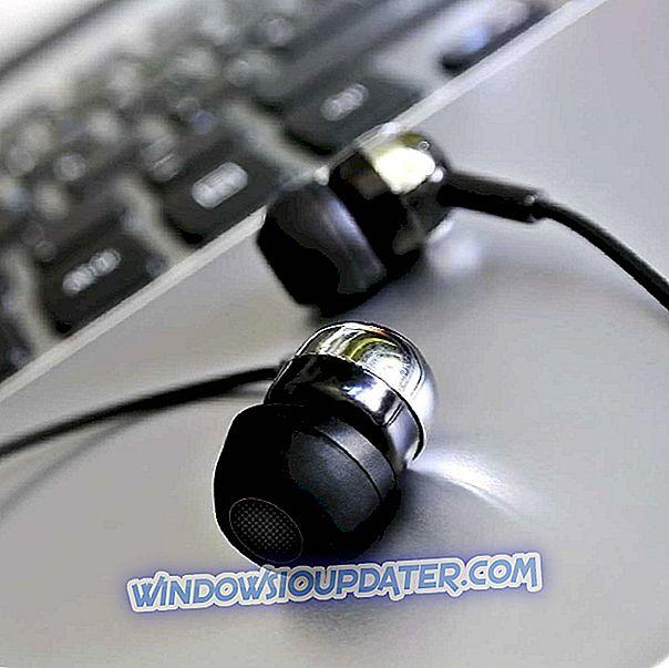 سماعات الرأس لا تعمل في Windows 8 و 10 لبعض المستخدمين