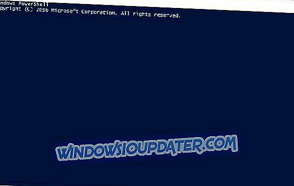 Windows PowerShell er stoppet med at arbejde: Prøv disse 4 rettelser
