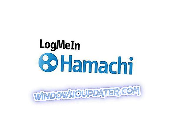 Oprava: Hamachi služba zastavila na Windows 10, 8,1, 7