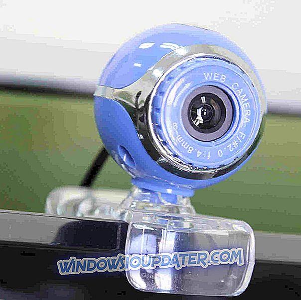 V Správcovi zariadení nie je možné nájsť webovú kameru?  Použite túto rýchlu opravu