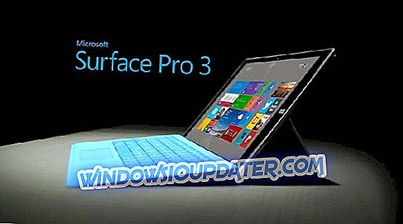 Korjaus: Windows 10: n asennus epäonnistui Surface Pro 3: ssa