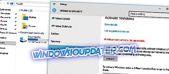 4 pembetulan cepat untuk ralat pengaktifan Windows 10 0xc004f034