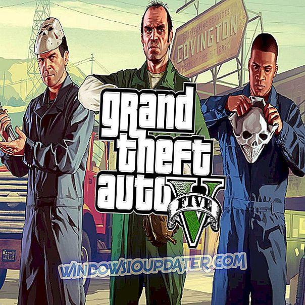 FIX: Grand Theft Auto 5 telah berhenti bekerja di Windows 10