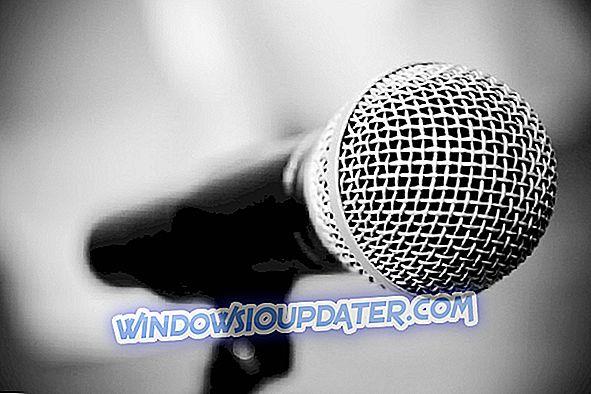 Fix: Sisseehitatud mikrofon on seadmete loendist kadunud