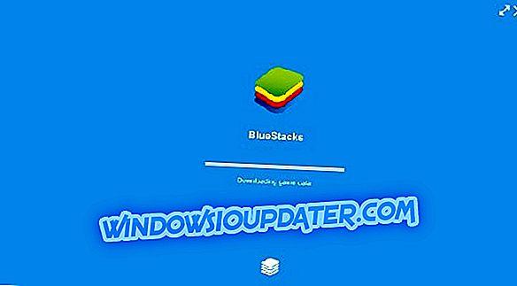 수정 : Bluestacks가 Windows 10에서 서버에 연결하지 못했습니다.