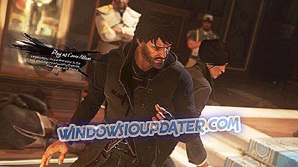 Ako opraviť spoločné Dishonored 2 chyby