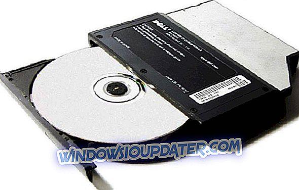 Fix: CD-ROM-ul nu funcționează în Windows 10