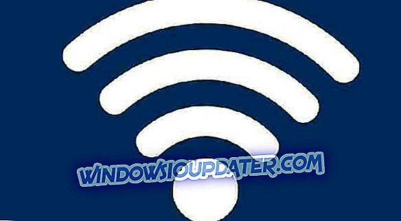 Bagaimana untuk menetapkan isyarat WiFi miskin pada Windows 10, 8.1, 8
