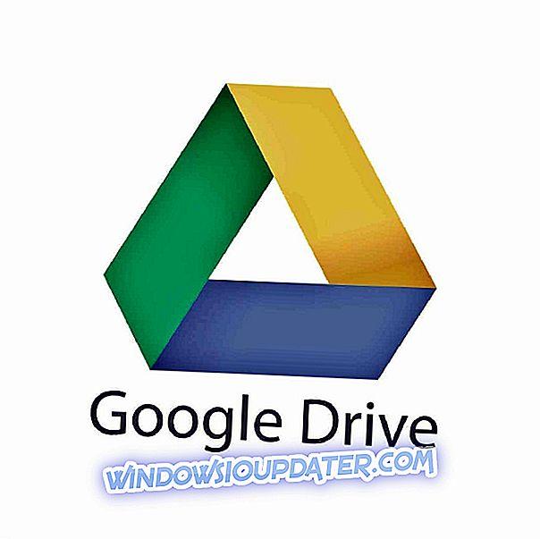 """Fiks: Google Disk """"Du trenger tillatelse til å utføre denne handlingen"""""""
