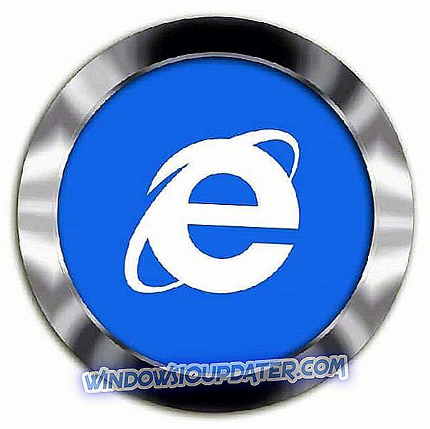 Korjaa: Internet Explorerin mustan näytön ongelmat