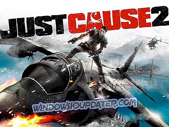 Fix: Just Cause 2 Probleemid Windows 10-s