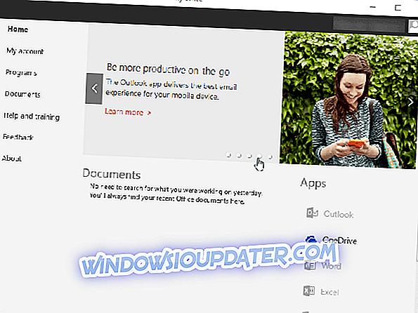 Ακολουθεί ο τρόπος κατάργησης του κόμβου My Office από τα Windows 10