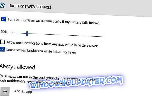 Nejlepší tipy a nástroje pro prodloužení životnosti baterie Windows 10. \ t