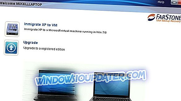 Spustiť Windows XP v systéme Windows 10 s VirtualXP