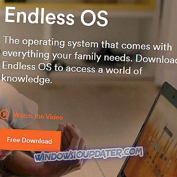 Så här startar du dual-boot Endless OS och Windows 10
