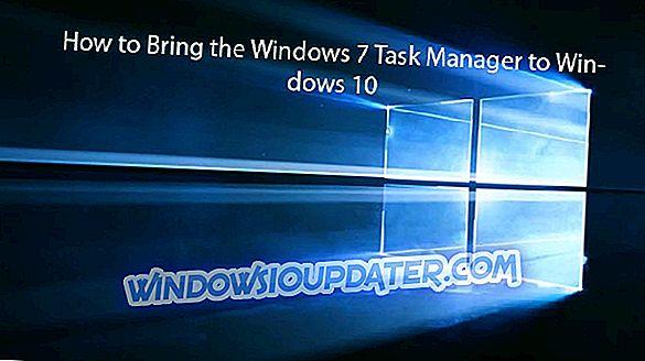 Как перенести диспетчер задач Windows 7 в Windows 10