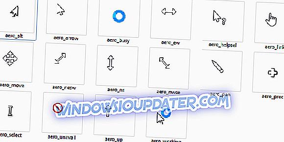 Cách tải xuống các con trỏ khác trong Windows 8, Windows 10
