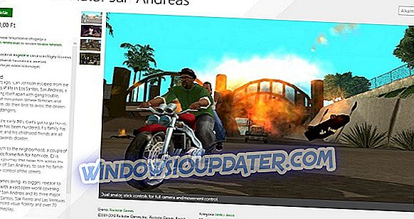Windows 8, 10 Game GTA: San Andreas Muncul di Windows Store