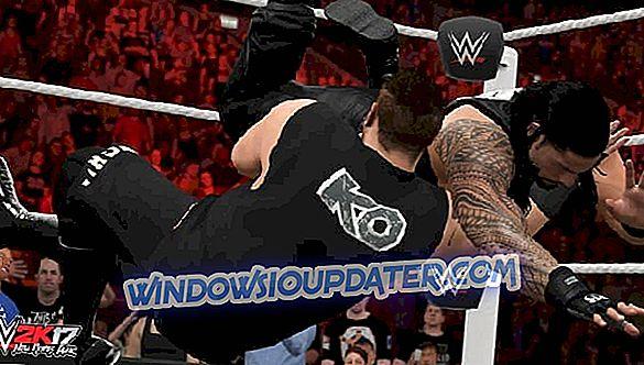 WWE 2K17 PC DLC membawa anda 50 langkah baru untuk mengetuk lawan anda