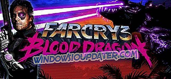 Ubisoft distribue gratuitement Far Cry 3: Blood Dragon ce mois-ci