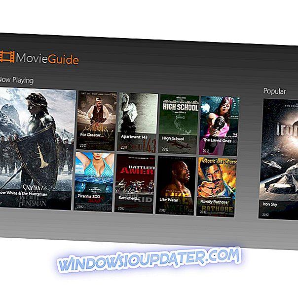 Tải xuống ứng dụng Hướng dẫn phim để biến PC của bạn thành cơ sở dữ liệu phim